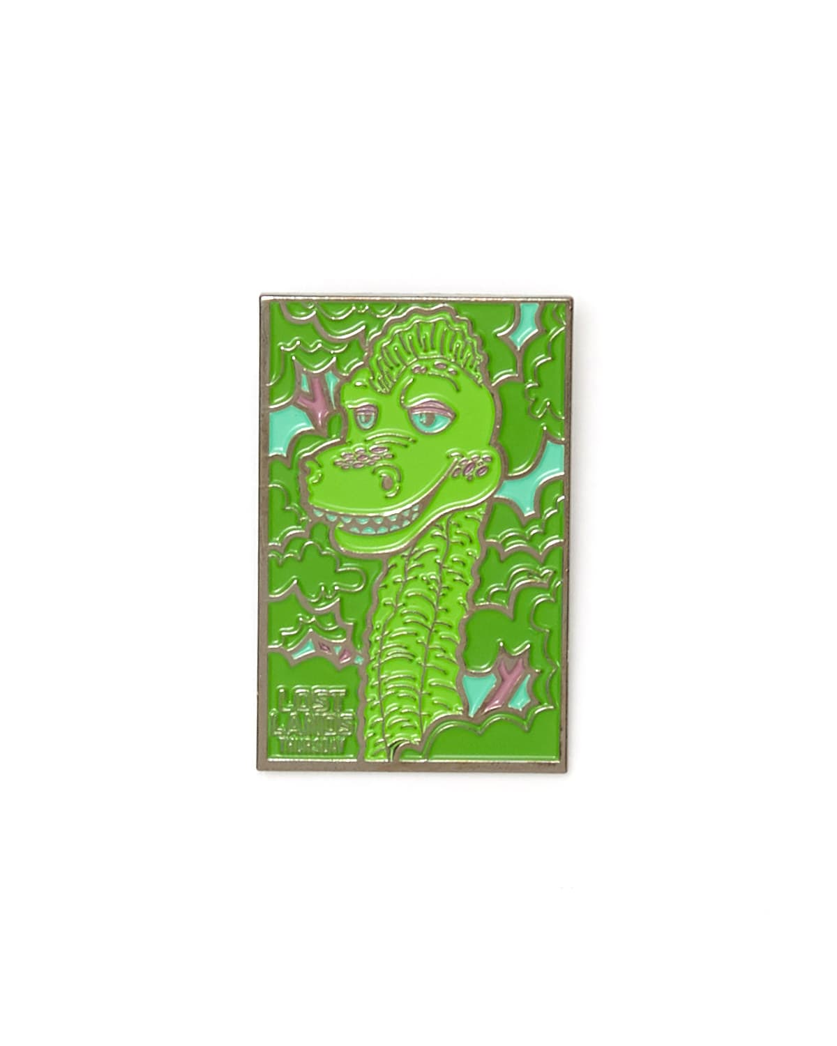 Lost Lands 2019 Enamel Pin - Thursday