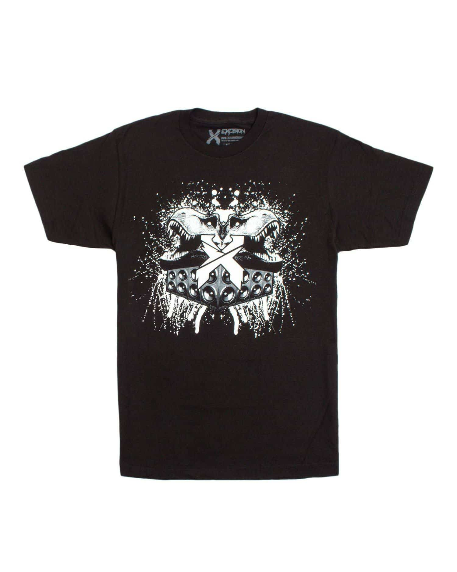 Excision 'Low End Rex' Unisex T-Shirt