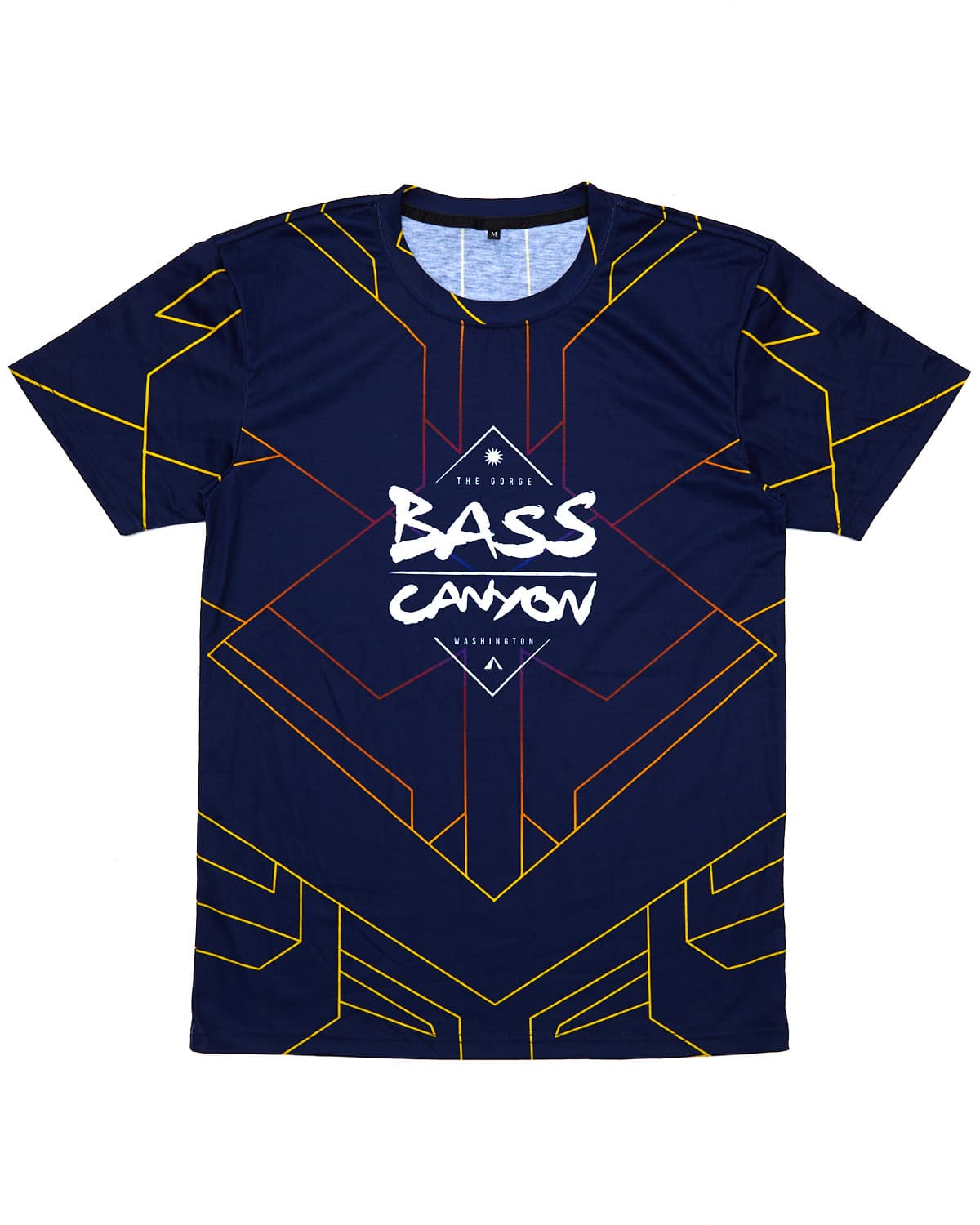 Official 'Bass Canyon' Dye-Sublimated Tee