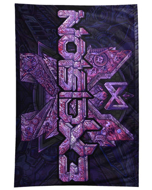 "Excision Paradox Flag - 36"" x 24"""