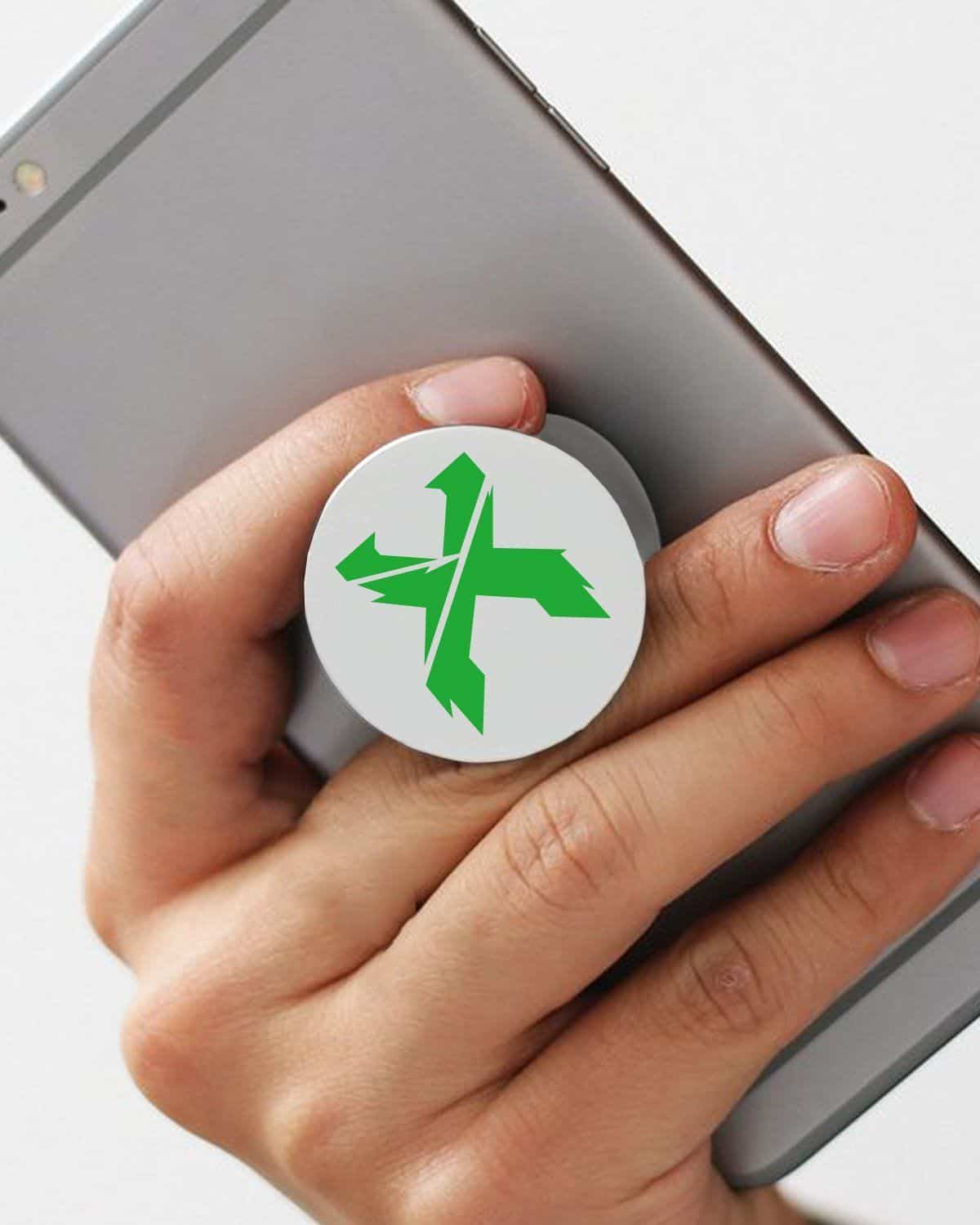 Excision Pop Socket - Glow In The Dark