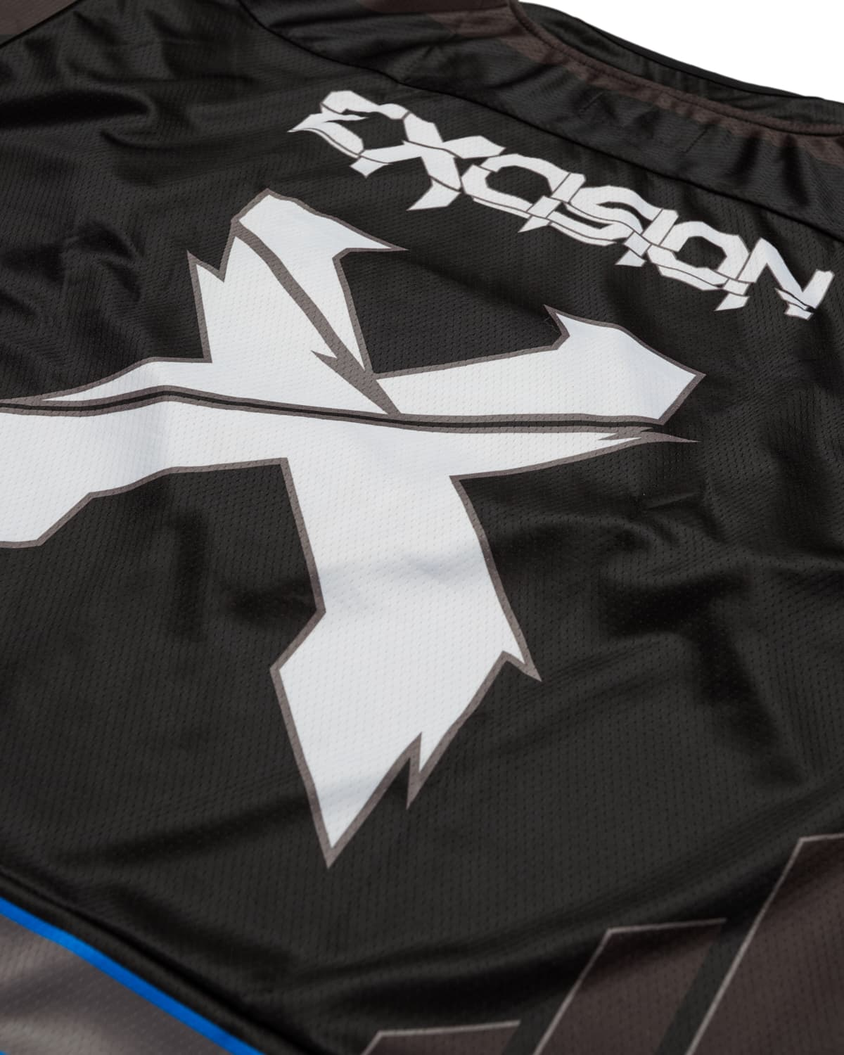 Excision Rex Unisex Hockey Jersey - Blue