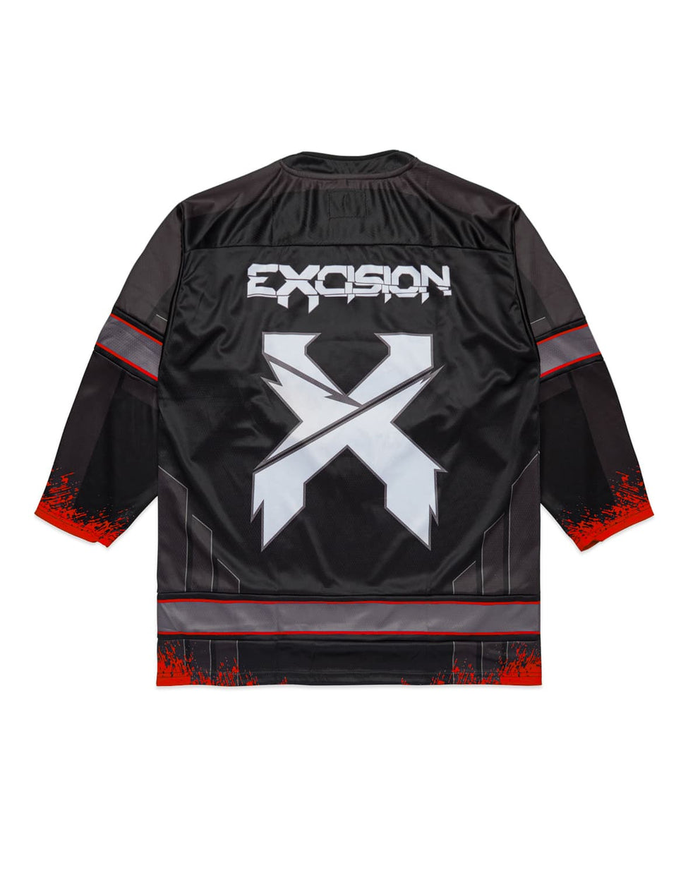 Excision Rex Unisex Hockey Jersey - Red