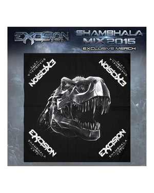 Excision Shambhala Mix 2015 Bandana