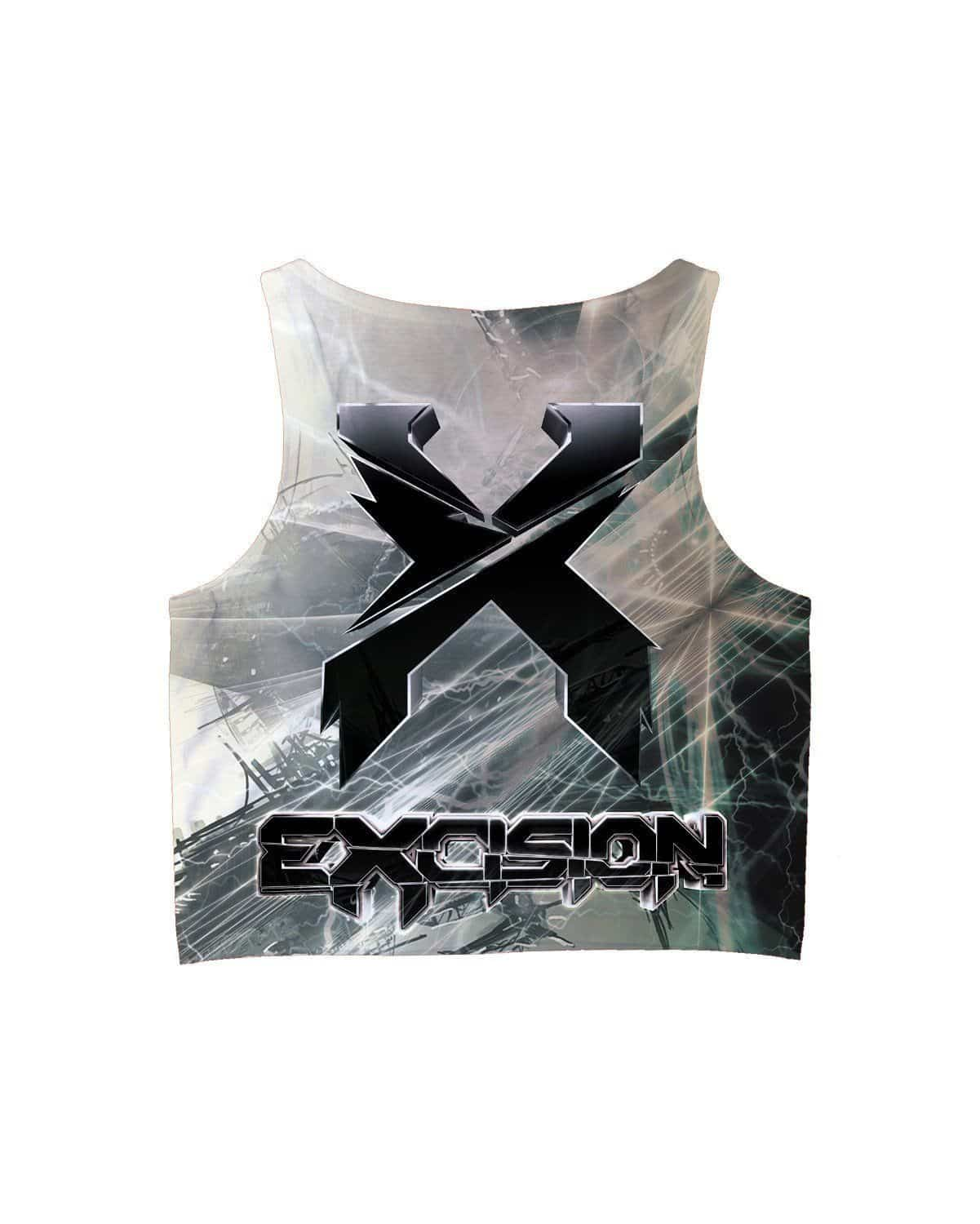 Excision Shambhala Mix 2016 Crop Top - Compilation Version