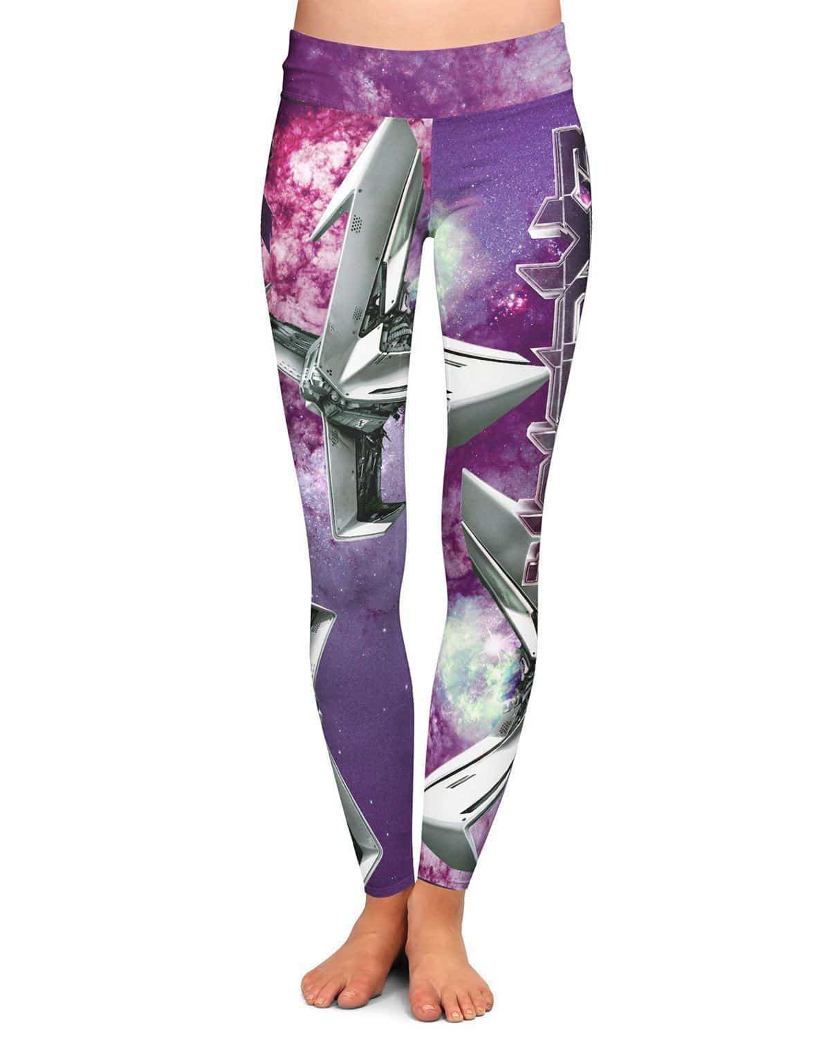 Excision Shambhala Mix 2016 Leggings - Galaxy Version