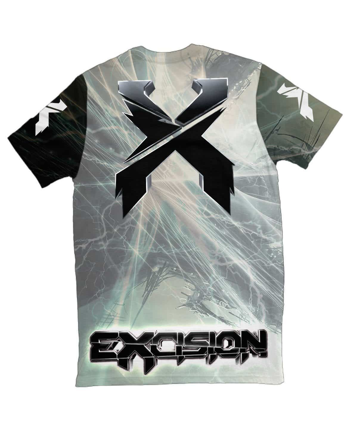 Excision Shambhala Mix 2016 Unisex Tee - Compilation Version