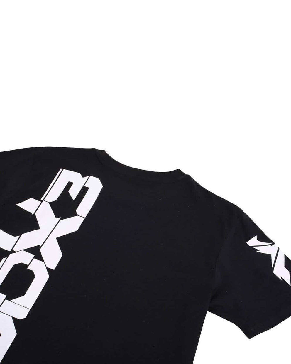Excision 'Side Rex' Unisex T-Shirt - Black/White