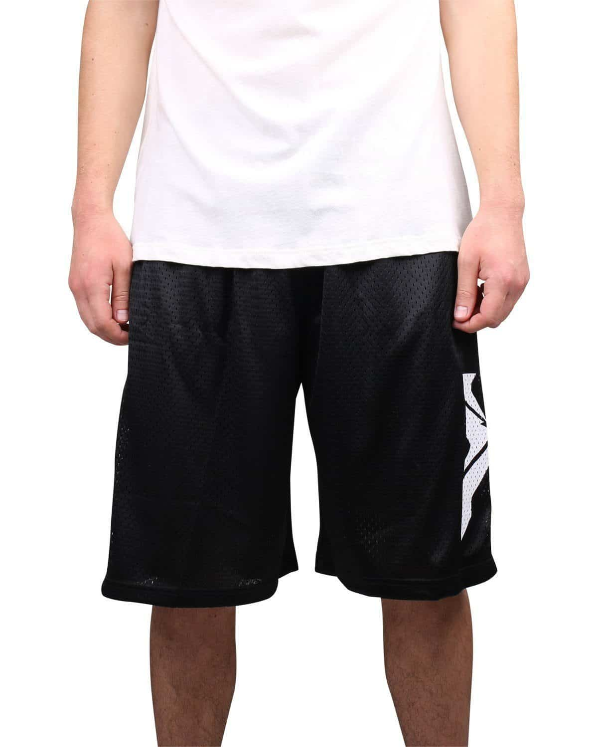 Excision 'Sliced' Logo Basketball Shorts