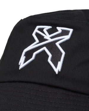 Excision 'Sliced' Logo Bucket Hat