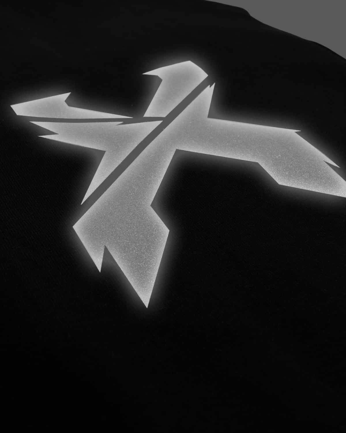 Excision 'Sliced' Logo Reflective Joggers