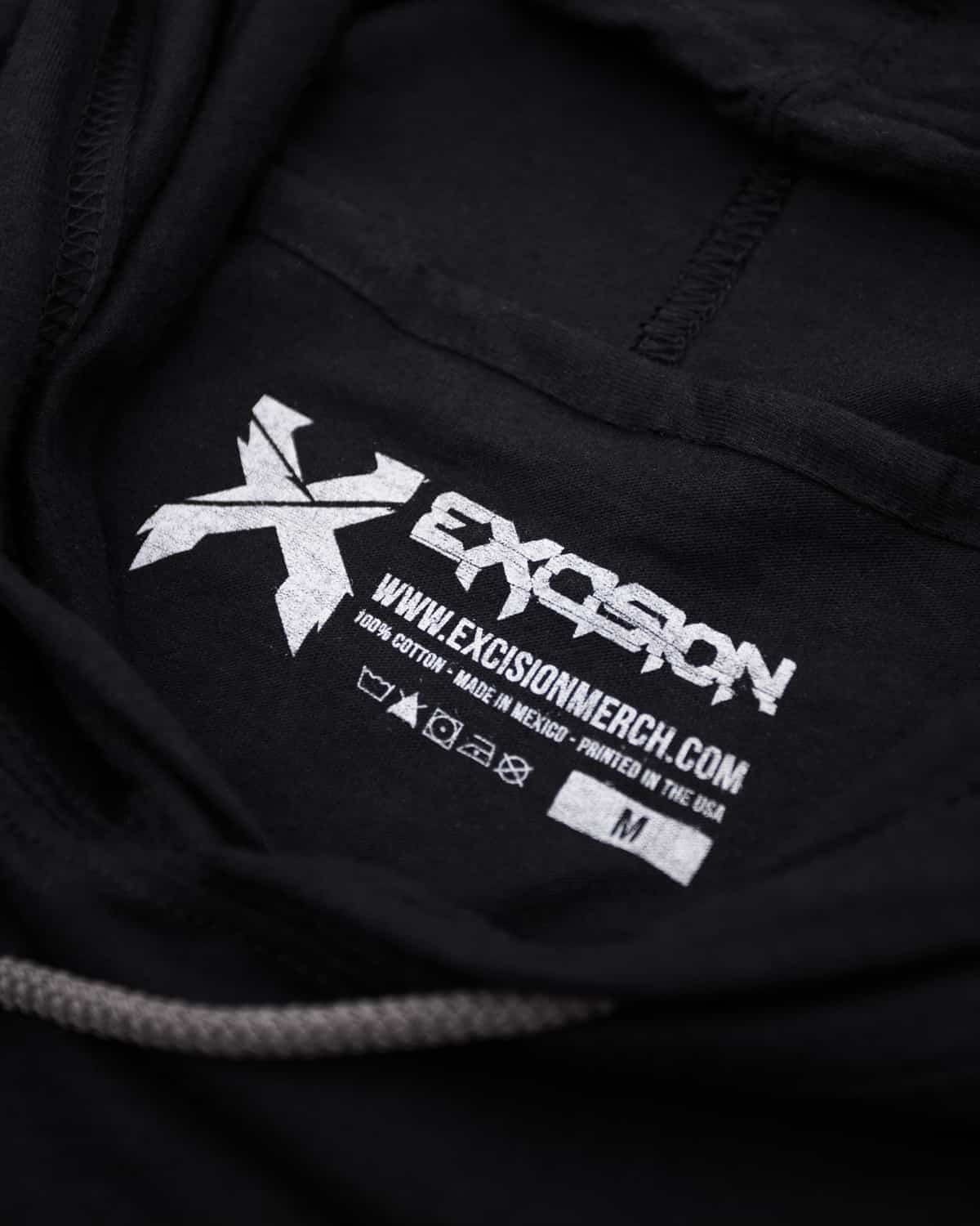 Excision Spectrum Reflective Lightweight Hoodie