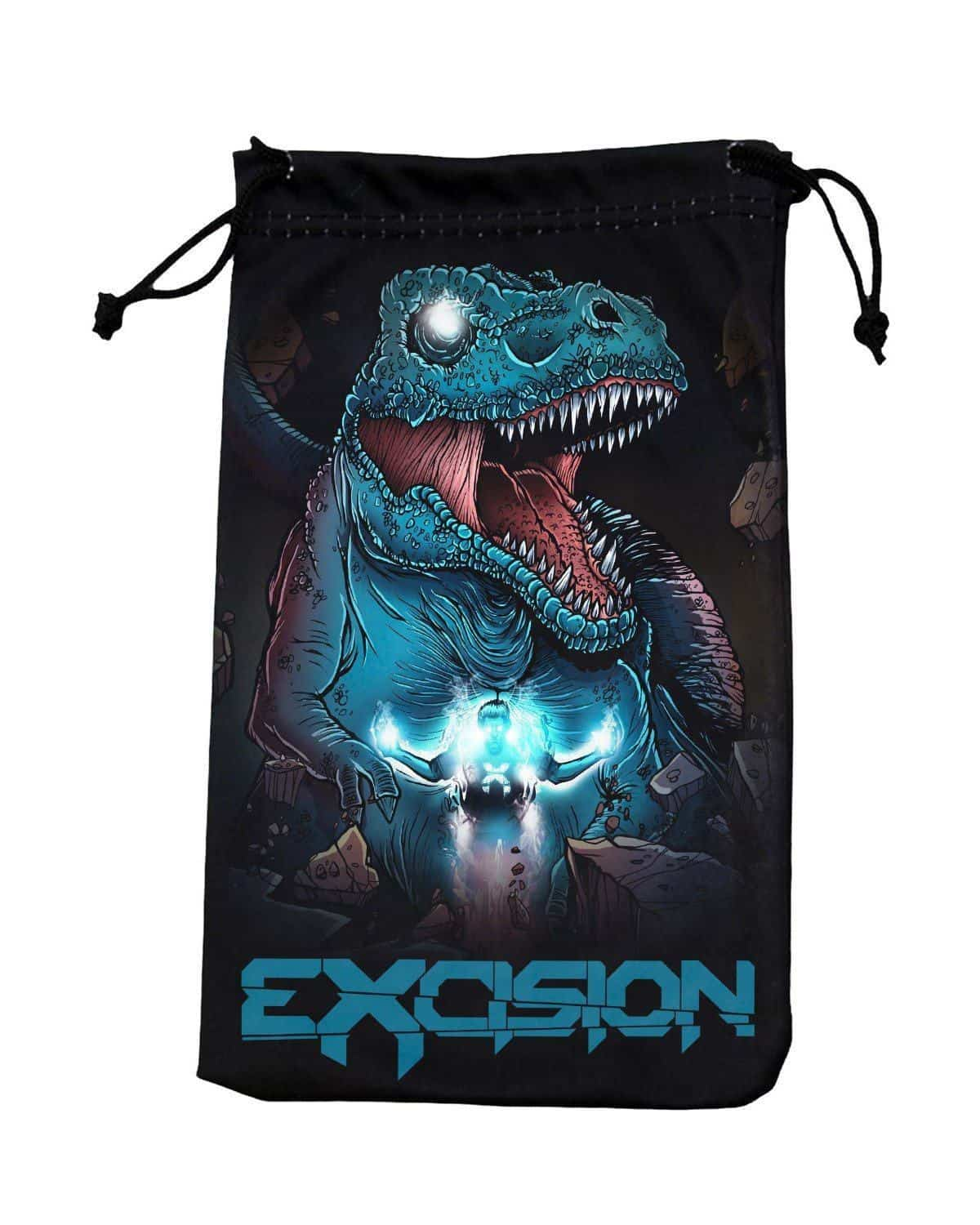 Excision Summon Rex Sunglass/Stash Pouch