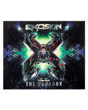 Excision 'The Paradox 2018 Tour' Tapestry - Green