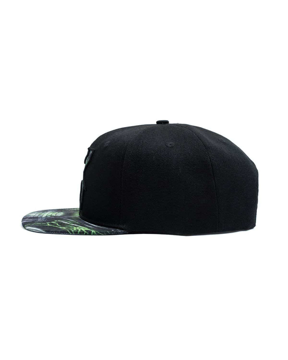 Excision 'The Paradox Tour 2018' Snapback - Black/Green