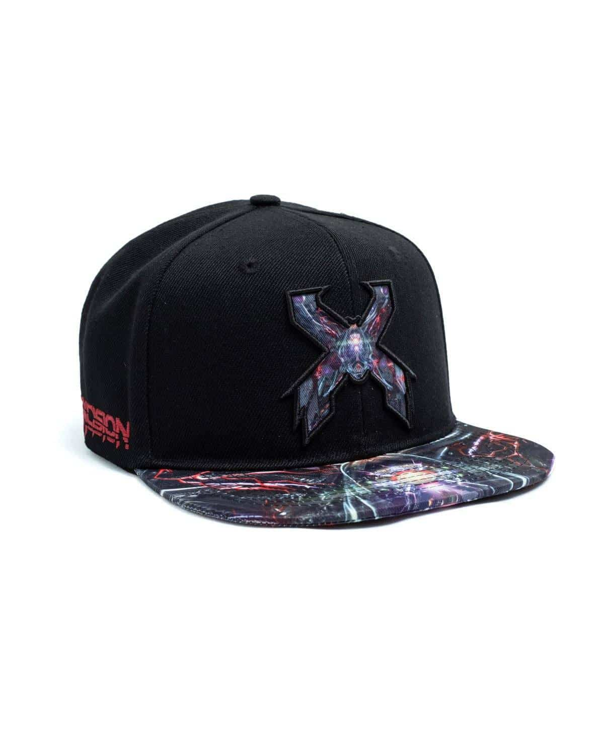 72950ba2fb7e4 EXCISION-THE-PARADOX-TOUR-2018-SNAPBACK-BLACK -RED2 2000x2000.progressive.jpg v 1532612086