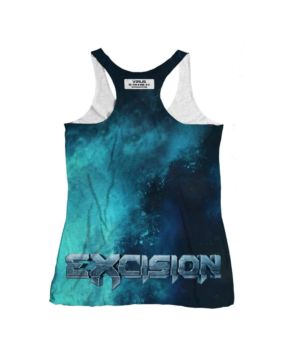 Excision Virus Racerback Tank Top