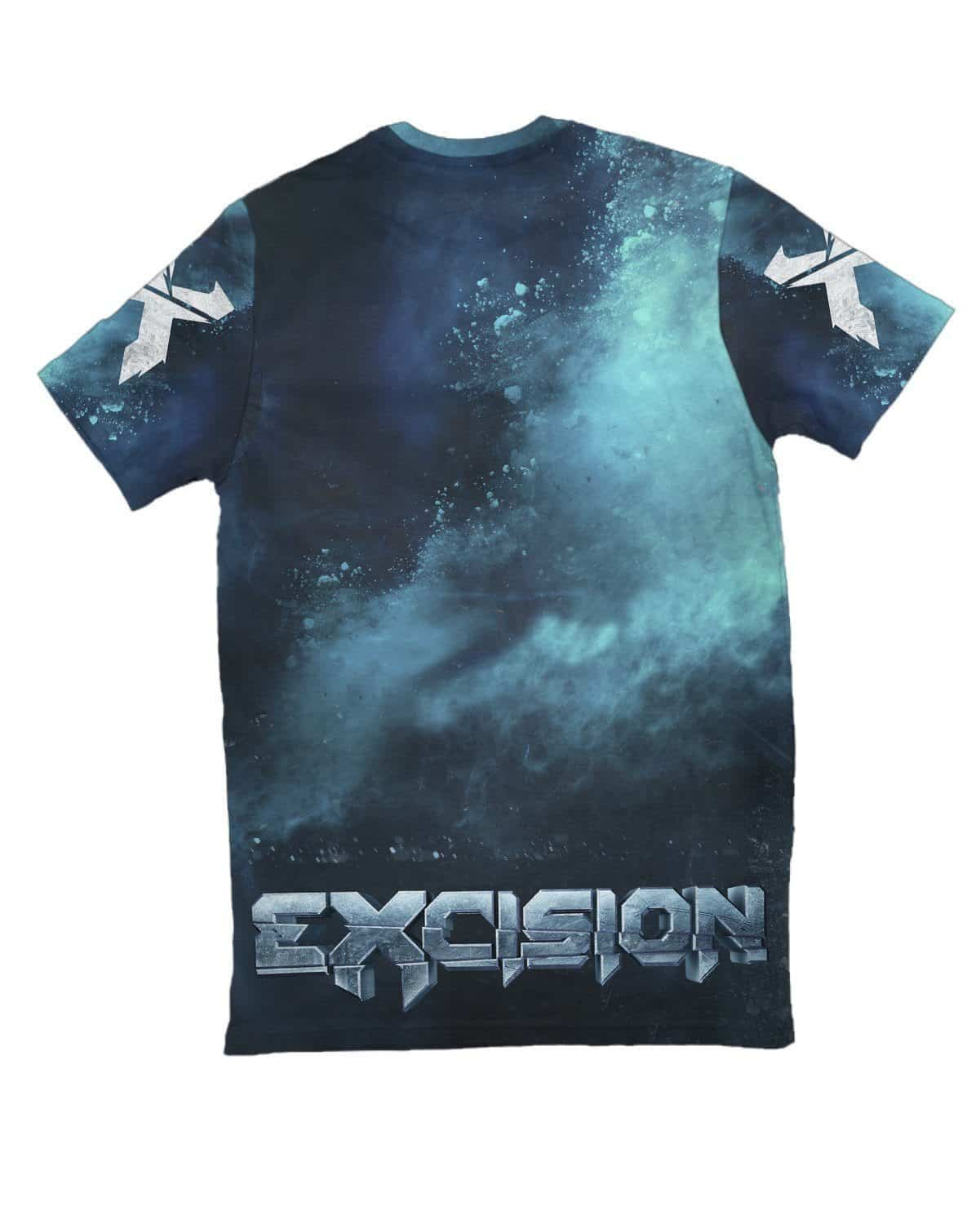 Excision Virus X Hazard Unisex Tee