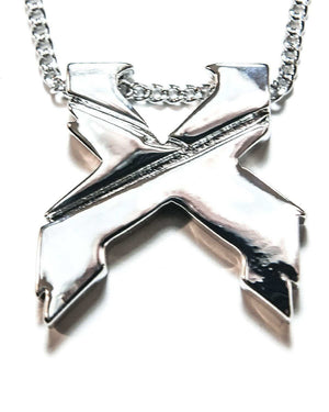 Excision X Logo Necklace