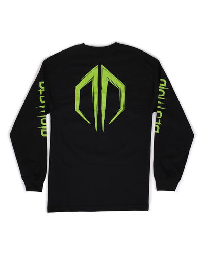 Destroid Ship Long Sleeve T-Shirt