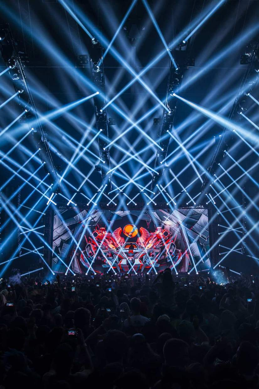 Excision APEX 2019 Tour - Lincoln, NE - 02/08
