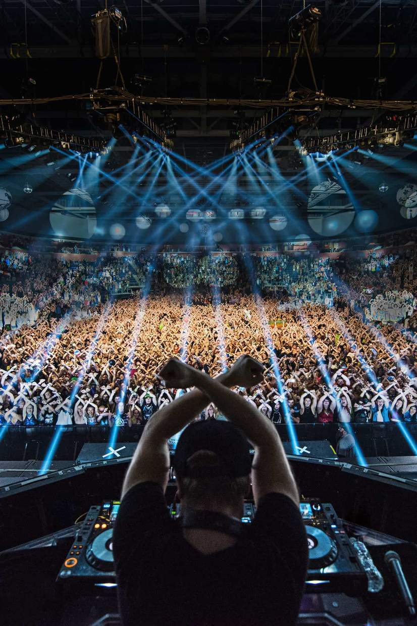 Excision APEX 2019 Tour - Orlando, FL - 02/18