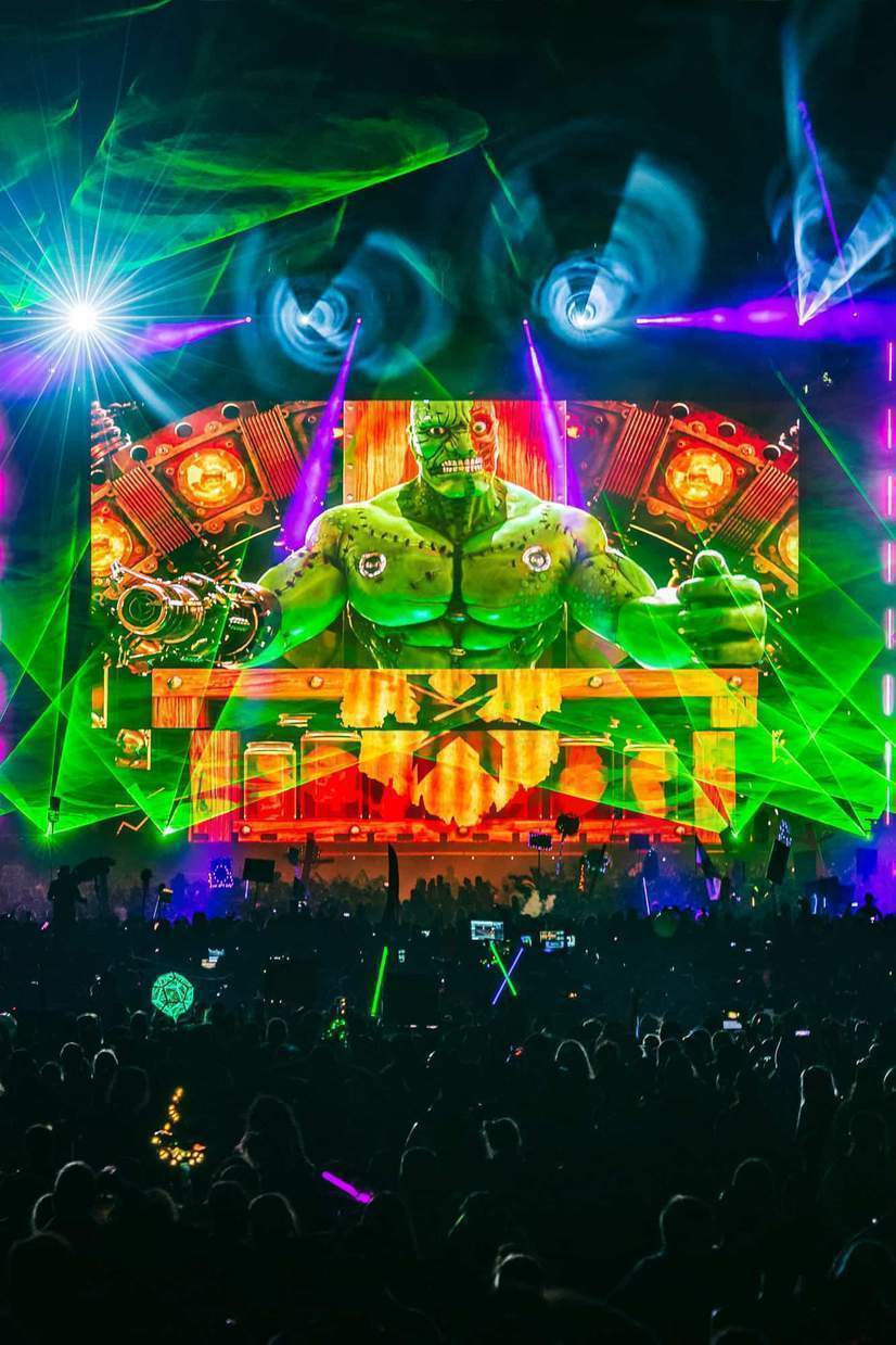 Excision APEX 2019 Tour - Nashville, TN - 02/14