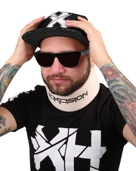 Excision 'Headbanger' Neck Brace