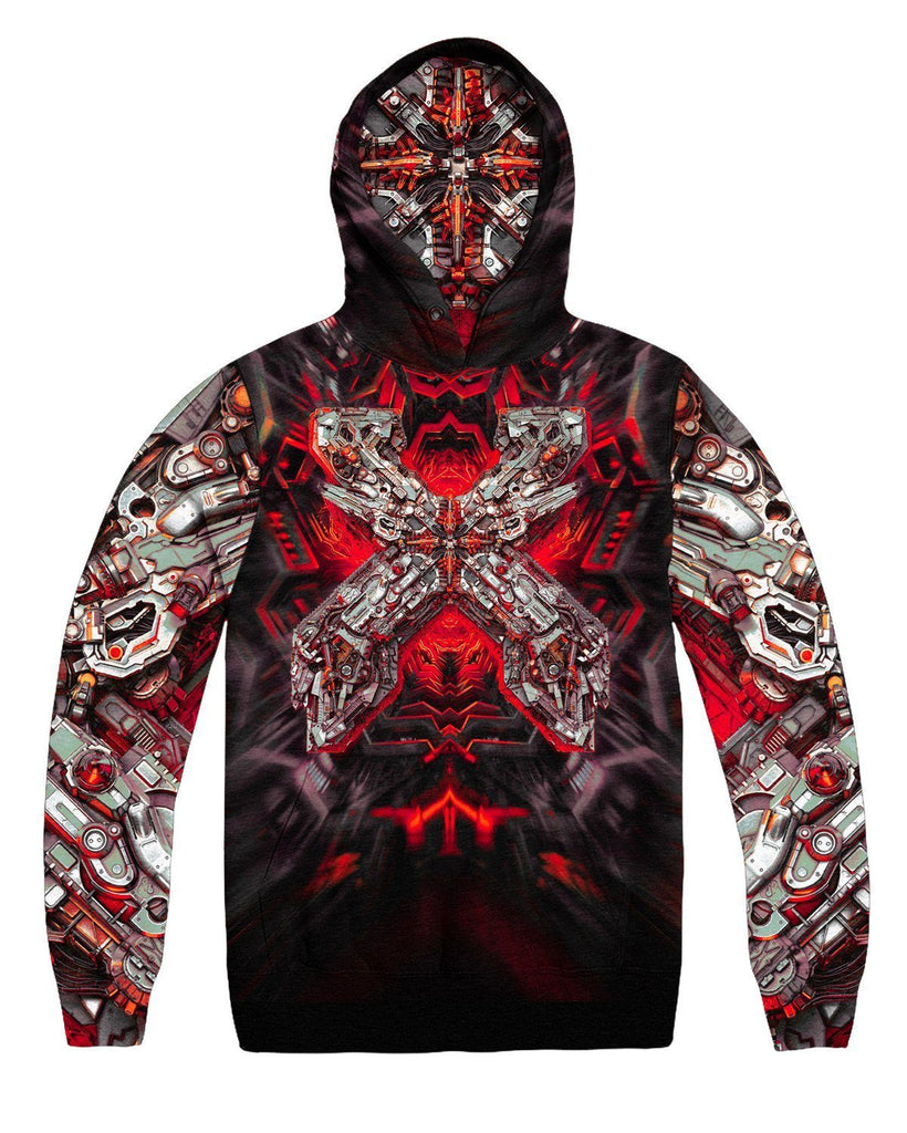 Excision 2017 Tour Hoodie (XXX Exclusive)