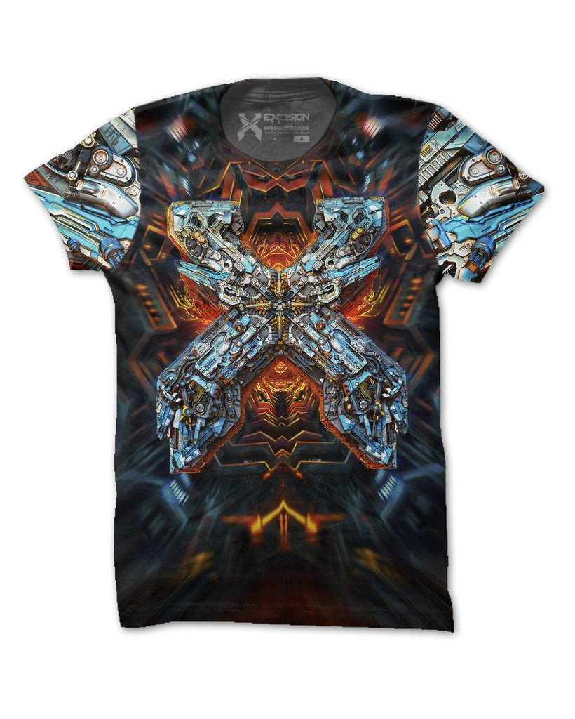 Excision 2017 Tour Tee