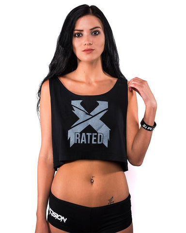Excision X Rated Crop Top