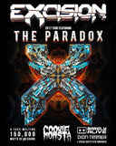 Copy of Excision 2017 Tour Featuring The Paradox - Nate TEST