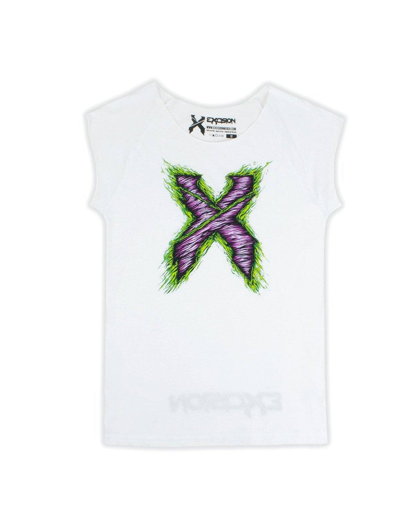 Excision Girls Zombie X T-Shirt