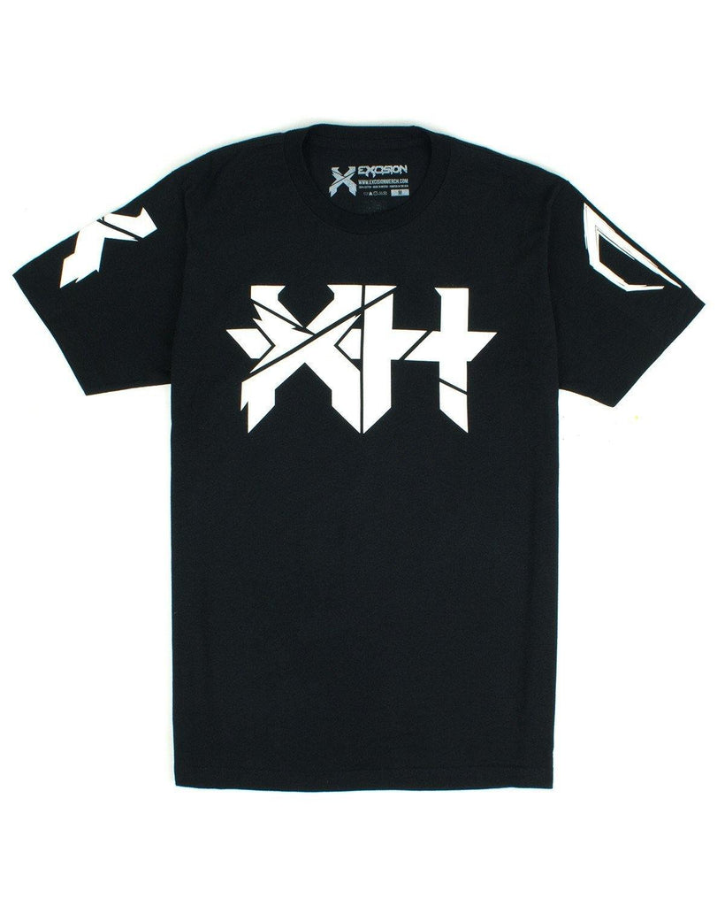 Excision 'Headbangers' Unisex T-Shirt - Black