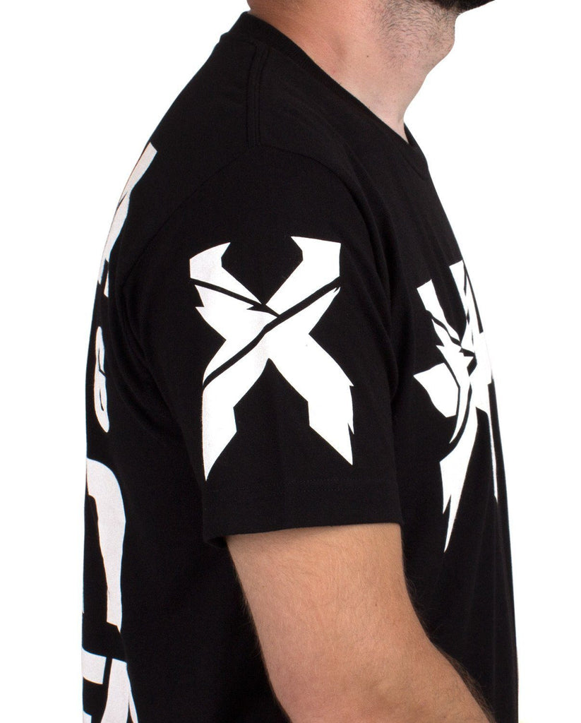 Excision 'Headbangers w/ Back Print' Unisex T-Shirt - Black (ships by Nov 7)