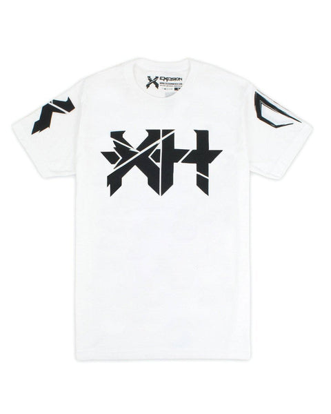 Excision 'Headbangers' Unisex T-Shirt - White
