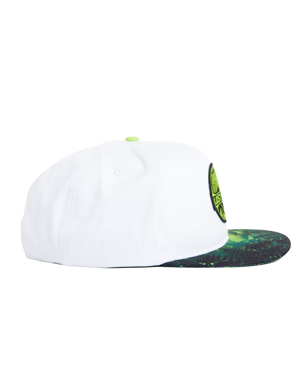 Lost Lands 'Tree of Life' Snapback (White/Green)