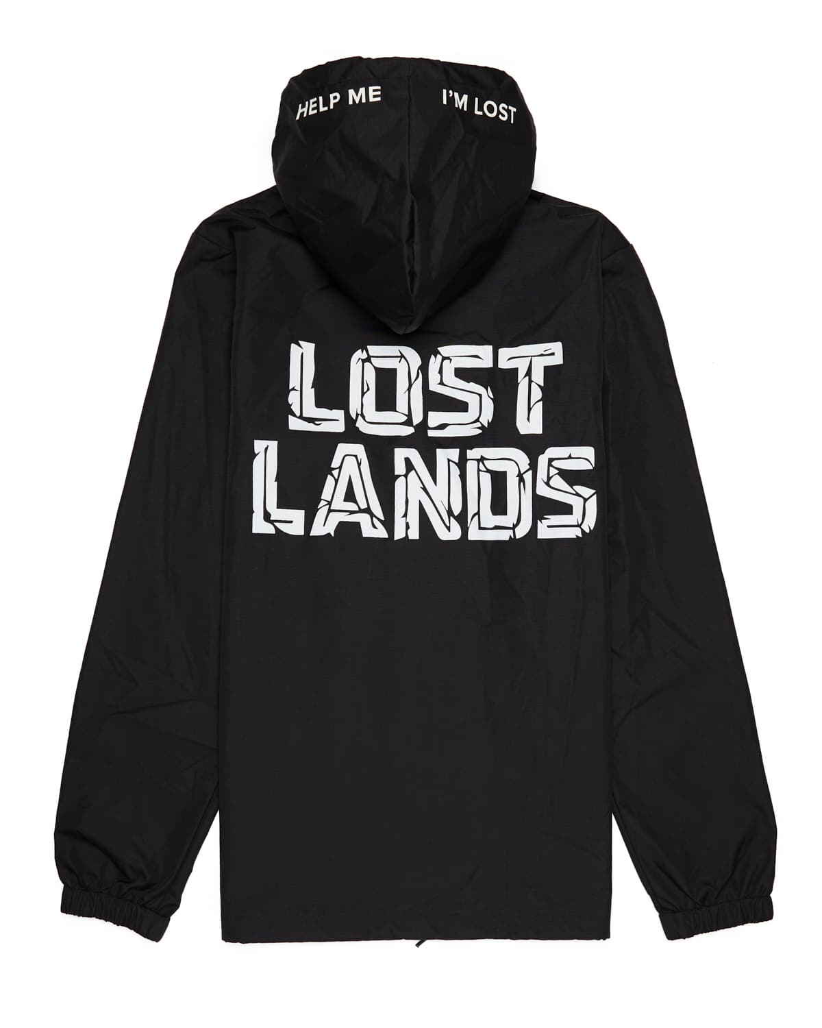 Lost Lands Windbreaker
