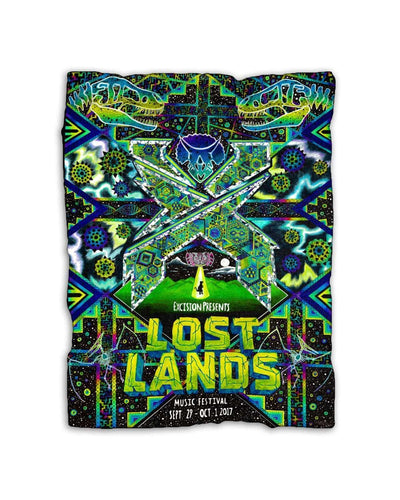Lost Lands Blanket