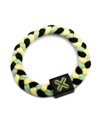Lost Lands Electric Family Bracelet - Black/Green
