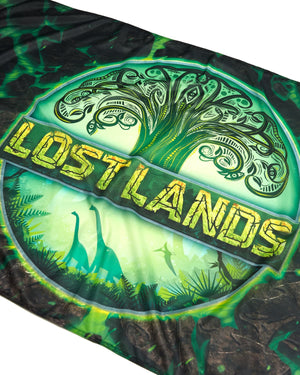 "Lost Lands Flag - 60"" x 36 - Green"