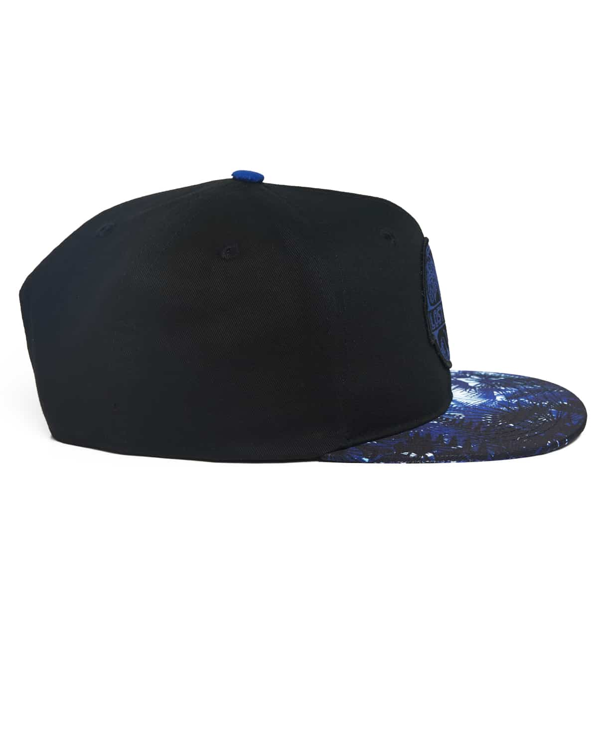 Lost Lands 'Tree of Life' Snapback (Black/Blue)