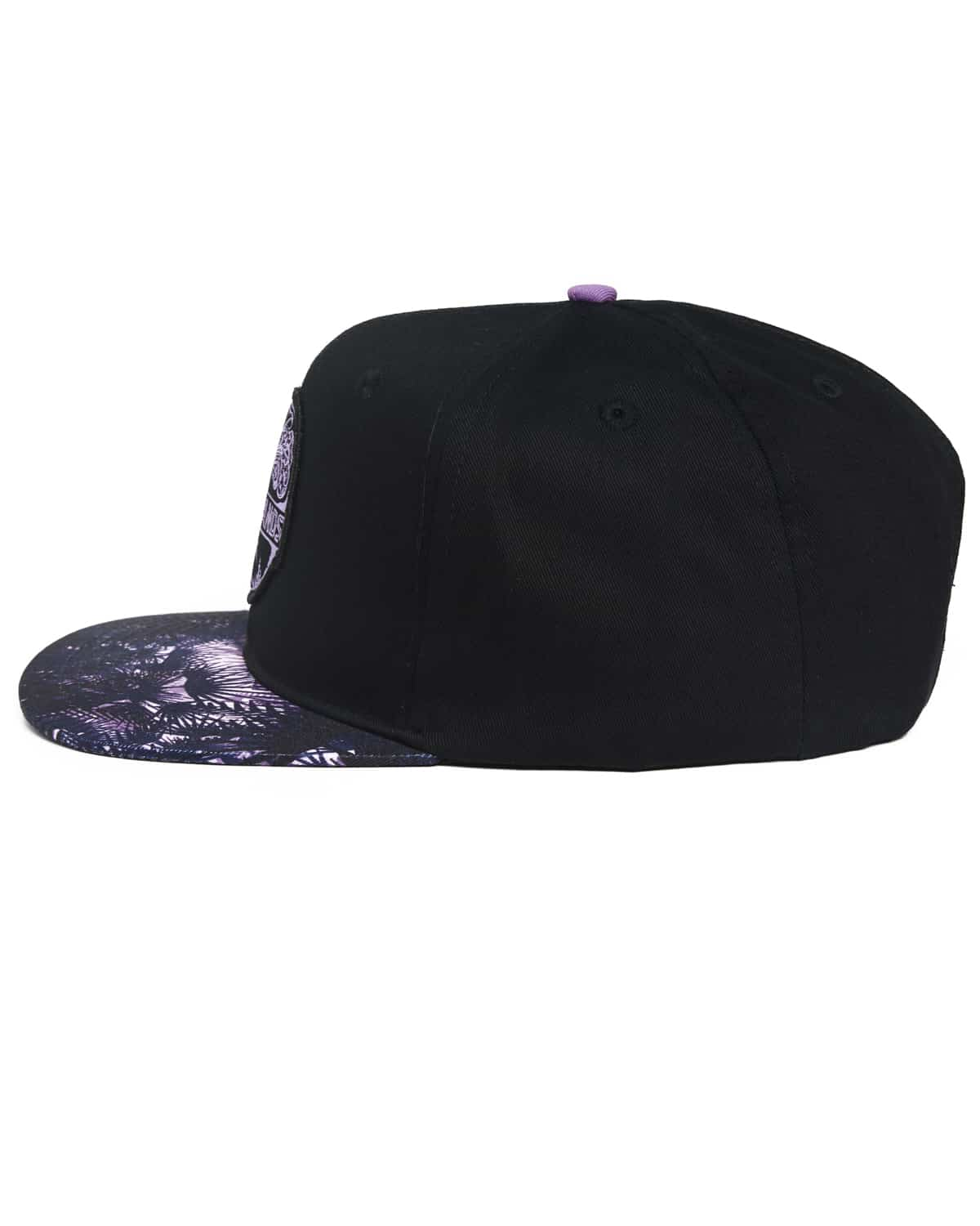 Lost Lands 'Tree of Life' Snapback (Black/Purple)