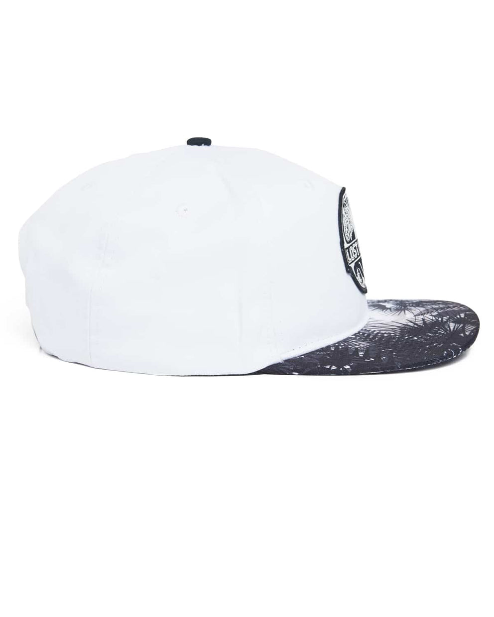 Lost Lands 'Tree of Life' Snapback (White/Black)