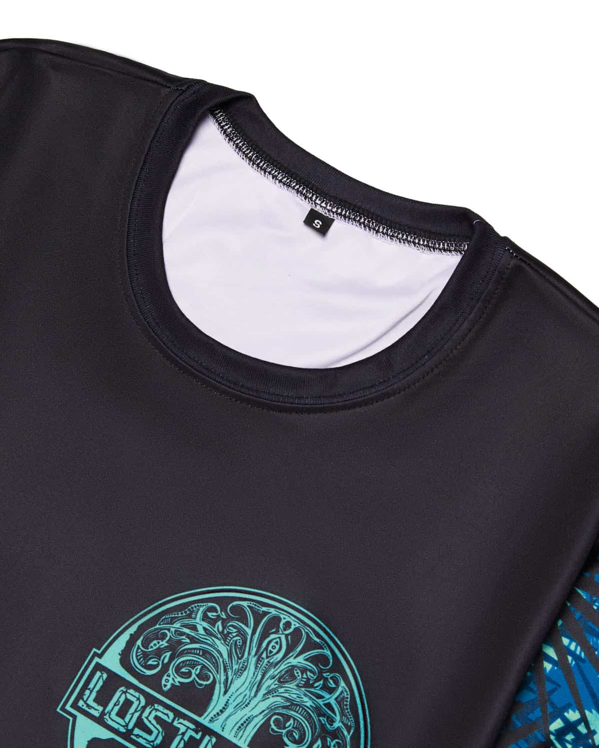 Official Lost Lands 2018 T-Shirt (Black/Blue)