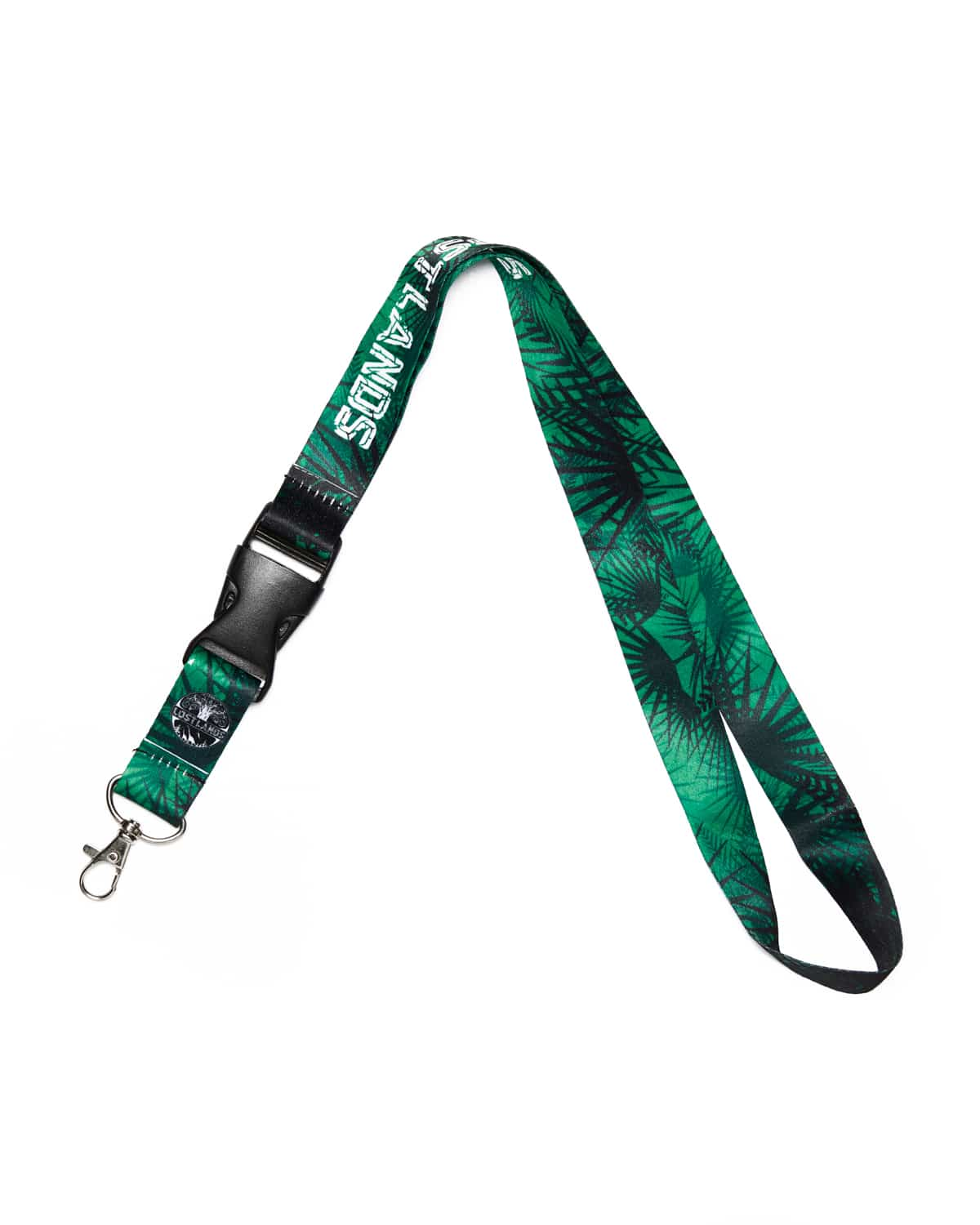 Lost Lands 'Foliage' Lanyard (Green)