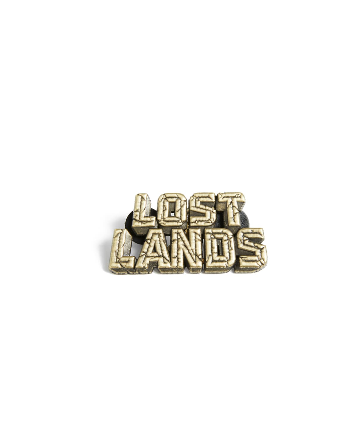 Lost Lands Logo Pin (Gold)