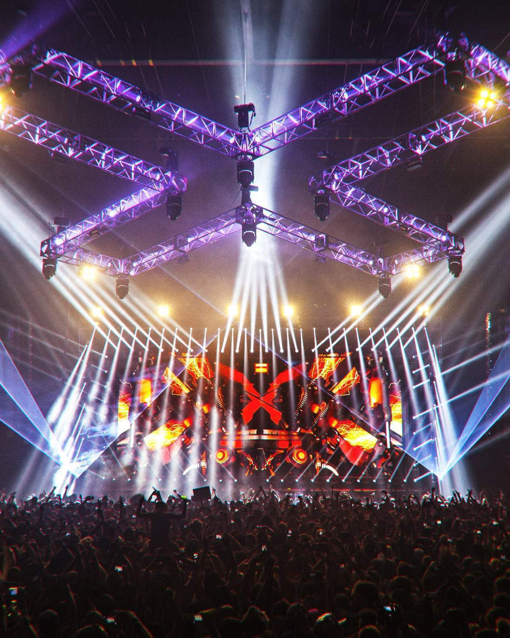 Excision 2018 Tour Featuring The Paradox - Indianapolis, IN 02/15