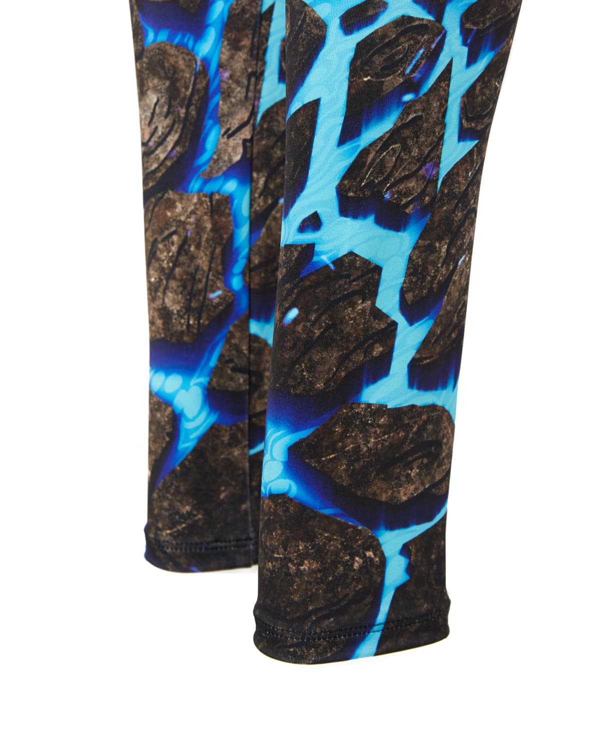 Lost Lands 'Magma' Leggings (Blue)