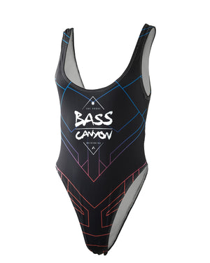 Official Bass Canyon Women's Body Suit